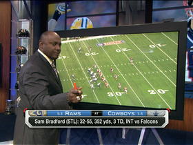 Video - 'Playbook': St. Louis Rams vs. Dallas Cowboys