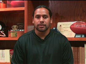 Video - Pittsburgh Steelers safety Troy Polamalu set for rare haircut