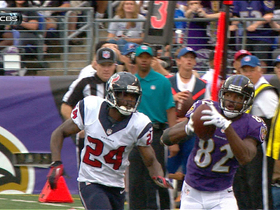 Video - Baltimore Ravens wide receiver Torrey Smith 48-yard catch