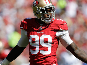 Video - San Francisco 49ers linebacker Aldon Smith takes indefinite leave of absence