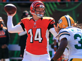 Video - GameDay: Packers vs. Bengals highlights