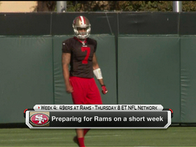 Video - Short week, long list of problems for the San Francisco 49ers