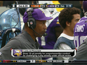 Video - Official Review: Leslie Frazier