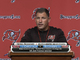 Watch: Schiano: QB change is a 'performance based decision'