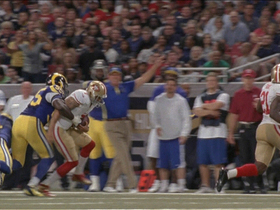Video - Keys to game:  Niners at Rams