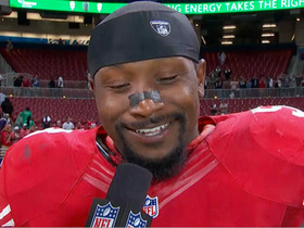 Video - NaVorro Bowman postgame interview