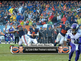 Video - Is the Cutler, Trestman relationship the real deal?