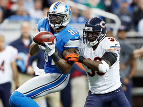 Video - 'Playbook': Chicago Bears vs. Detroit Lions
