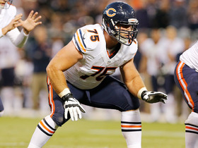 Video - 'Tools for Victory': Chicago Bears' young offensive lineman