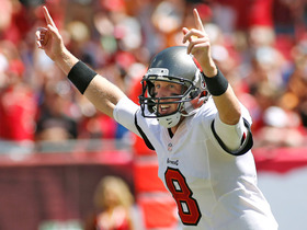 Video - Tampa Bay Buccaneers rookie quarterback MIke Glennon first career TD