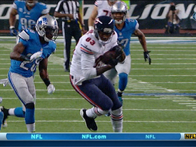 Video - Chicago Bears tight end Martellus Bennett 30-yard catch