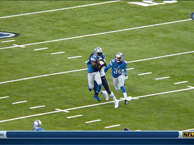 Video - Detroit Lions safety Louis Delmas picks off Chicago Bears quarterback Jay Cutler