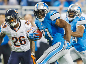 Video - WK 4 Can't Miss Play: Bush blows by Bears