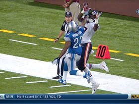 Video - Chicago Bears wide receiver Alshon Jeffery 44-yard leaping catch