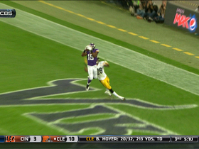 Video - Minnesota Vikings receiver Greg Jennings 16-yard touchdown catch