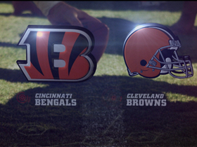 Video - Week 4: Bengals vs. Browns highlights