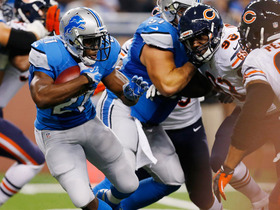 Video - Week 4: Chicago Bears vs. Detroit Lions highlights