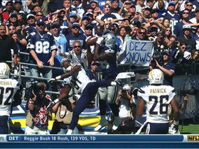 Video - Dallas Cowboys wide receiver Dez Bryant jump-ball TD catch