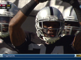 Video - Oakland Raiders safety Charles Woodson sacks RGlll