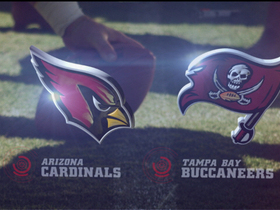 Video - Arizona Cardinals vs. Tampa Bay Buccaneers highlights