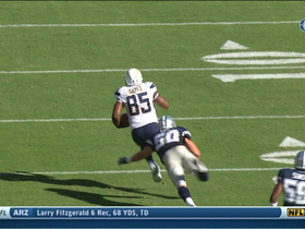 Video - San Diego Chargers tight end Antonio Gates 56-yard TD catch