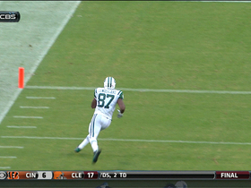 Video - New York Jets tight end Jeff Cumberland 34-yard touchdown catch