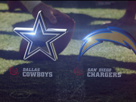 Video - Week 4: Dallas Cowboys vs. San Diego Chargers highlights
