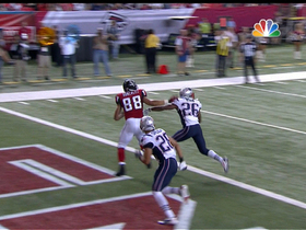 Video - Atlanta Falcons tight end Tony Gonzalez 11-yard TD