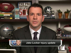 Video - Tennessee Titans quarterback Jake Locker injury update
