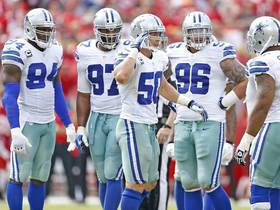 Video - Dallas Cowboys' D struggling