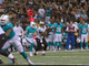 Watch: Tannehill throws interception