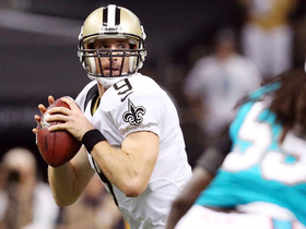 Video - WK 4: New Orleans Saints quarterback Drew Brees highlights