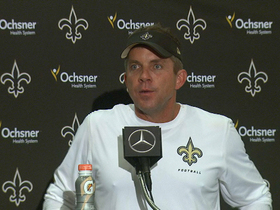 Video - New Orleans Saints postgame press conference