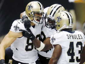 Video - New Orleans Saints tight end Benjamin Watson: 'Never seen anything like (this) offense'