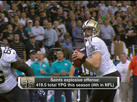Video - New Orleans Saints' explosive 4-0 start