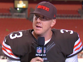 Video - Weeden: 'We're a hungry football team'