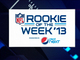 Watch: Week 4: Pepsi NEXT Rookie of the Week winner