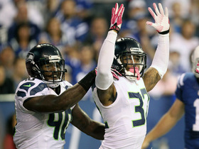 Video - Seattle Seahawks block punt, force a safety