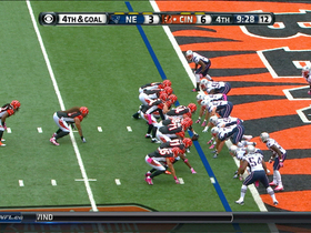 Video - Cincinnati Bengals running back BenJarvus Green-Ellis 1-yard touchdown run