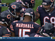 Watch: Bears TD and 2-point conversion