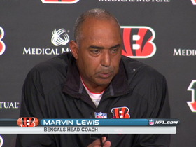 Video - Cincinnati Bengals postgame press conference