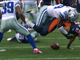 Watch: Decker fumble recovered by Cowboys