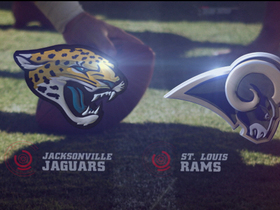 Video - Week 5: Jacksonville Jaguars vs. St. Louis Rams highlights