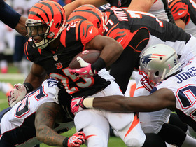 Video - Week 5: New England Patriots vs. Cincinnati Bengals highlights