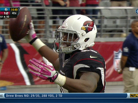 Video - Arizona Cardinals linebacker Daryl Washington returns INT 41 yards