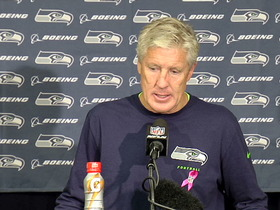 Video - Seahawks postgame press conference