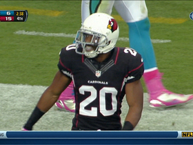 Video - Arizona Cardinals cornerback Antoine Cason 38-yard fumble return