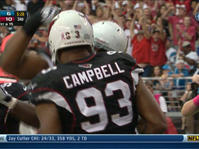 Video - Week 5: Carolina Panthers vs. Arizona Cardinals highlights