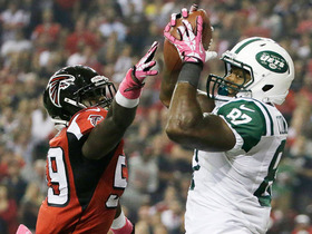 Video - New York Jets tight end Jeff Cumberland 20-yard touchdown reception