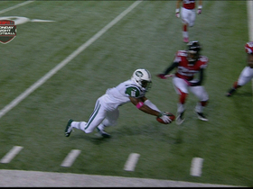 Video - New York Jets wide receiver Jeremy Kerley 16-yard touchdown